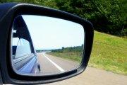 Jak poprawnie ustawić lusterka w samochodzie