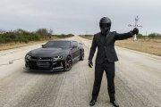 Hennessey Exorcist Camaro – najszybszy muscle car świata