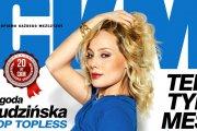 Kwietniowy CKM – a w nim Jagoda Judzińska z Top Model oraz wywiad z Ten Typ Mes!