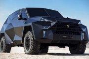 Karlmann King – SUV dla superbohatera (lub superłotra)