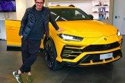 Kuba Wojewódzki odebrał Lamborghini Urusa – jako pierwszy w Polsce