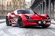 Equus Throwback – 1000-konny hołd dla Corvette