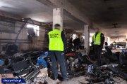 Gang złodziei samochodów rozbity przez CBŚP. Kradli auta w Polsce i w Niemczech