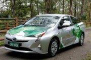 Toyota zbudowała samochód napędzany alkoholem