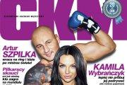 Artur Szpilka i Kamila Wybrańczyk – Narodowa Para Boksu w majowym CKM!
