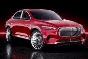 Mercedes-Maybach SUV – luksusowy gigant