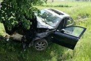 Pijany Afrykanin rozbił auto w Polsce – twierdzi, że antylopa wybiegła mu przed maskę