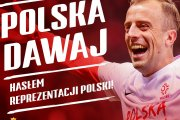 Wybrano oficjalne hasło dopingujące Polaków na mundialu – jest złe