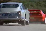 Aston Martin DB5 Bonda wystawiony na sprzedaż