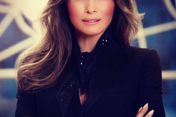 Dziś Melania Trump jest pierwszą damą USA i wygląda tak. Ale nie zawsze tak było.