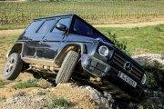 Gelenda legenda – test Mercedesa klasy G drugiej generacji