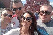 Seksowna korespondentka CKM prosto z Moskwy po meczu Senegal-Polska