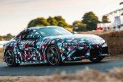 Premierowy pokaz nowej Toyoty Supry podczas Goodwood Festival of Speed