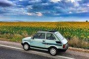 Fiat 126p skończył 45 lat!