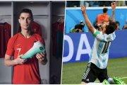 Rozwodzi się z żoną, bo stwierdziła że Ronaldo jest lepszy od Messiego
