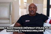 """""""Nie wolno nam o tym zapomnieć"""" – Mike Tyson w spocie kampanii o powstaniu warszawskim"""