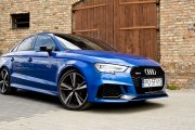 Po prostu petarda - nasz test niesamowitego Audi RS3