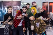 Weekend z dziarami w Warszawie - Międzynarodowy Festiwal Sztuki Tatuażu po raz szósty w stolicy
