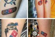 100 pudełek pizzy rocznie przez 100 lat za tatuaż z logo pizzerii – takie akcje tylko w Rosji