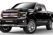 Kwintesencja USA w jednym aucie – połączenie Forda F-150 i Harleya-Davidsona
