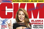 """Blanka Lipińska, autorka książki """"365 dni"""", rozebrała się w CKM!"""