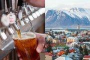 Żołnierze USA wypili niemal całe piwo, które znajdowało się w stolicy Islandii