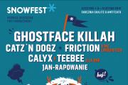 Ghostface Killah w Polsce podczas SnowFest 2019!
