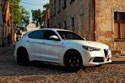 Alfa Romeo Stelvio Quadrifoglio – ostra bella