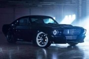Elektryczny Ford Mustang – szybszy niż którykolwiek zbudowany seryjnie