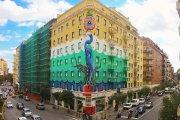 Ten mural poprawia jakość powietrza!