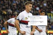 """""""Krzysiu, napie**ol tam bramek ile wlezie"""" – Polacy """"przejmują"""" fan page AC Milanu"""