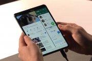 Samsung pokazał składany smartfon, którego na pewno nie kupisz