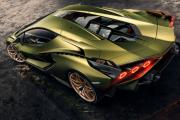 Pierwsza hybryda Lamborghini
