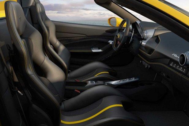 F8 Spider jest najmłodszym członkiem ekskluzywnej rodziny kabrioletów, która narodziła się w 1977 roku, kiedy powstało Ferrari 308 GTS.  Jest niezmiennie sportowo, nowocześnie i bardzo szybko.