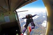 Polski skoczek spadochronowy chce pobić światowy rekord