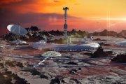 Elon Musk pokazał wnętrze statku, którym chce polecieć na Marsa