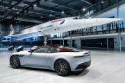 Aston Martin Concorde Edition. Hołd dla naddźwiękowca
