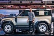 Przemek Kossakowski ambasadorem nowej odsłony modelu Land Rover Defender. Legenda powróciła po latach