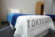 Na igrzyskach w Tokio sportowcy będą spać na kartonach