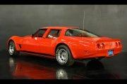 Chevrolet Corvette C3 - jedyny taki zabytek