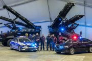 Black Hawki, wozy opancerzone, łodzie - polska policja się dozbraja