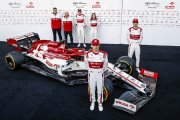 Bolid C39 Alfa Romeo Racing ORLEN. Kubica w zespole