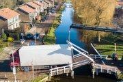 Polak zniszczył holenderski most. Obwinia nawigację