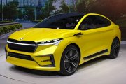 Škoda ochrzciła swój pierwszy elektryczny SUV