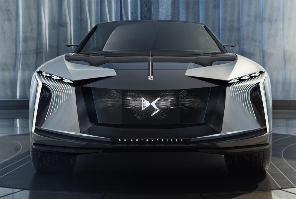 5 metrów elektrycznego luksusu. SUV DS Aero Sport Lounge