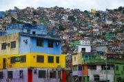 Brazylijskie gangi pilnują kwarantanny