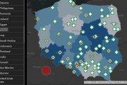 Mapa koronawirusa w Polsce. Tu możesz śledzić rozwój epidemii