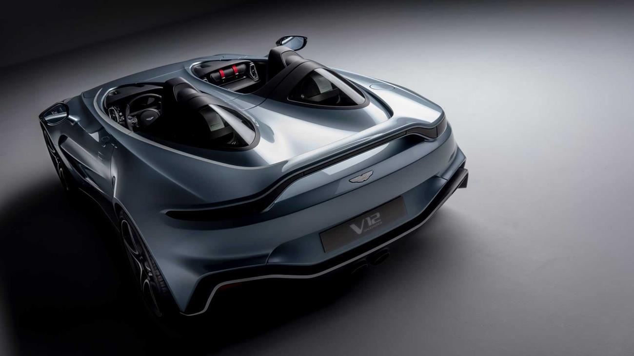 Aston Martin V12 Speedster – kwintesencja kabrioleta
