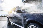 Mandaty za mycie samochodu i wymianę opon