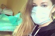 Patrycja ma koronawirusa. O chorobie opowiada nam ze szpitala [LIVE CKM]